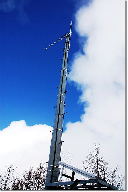 望鄉山雨測器