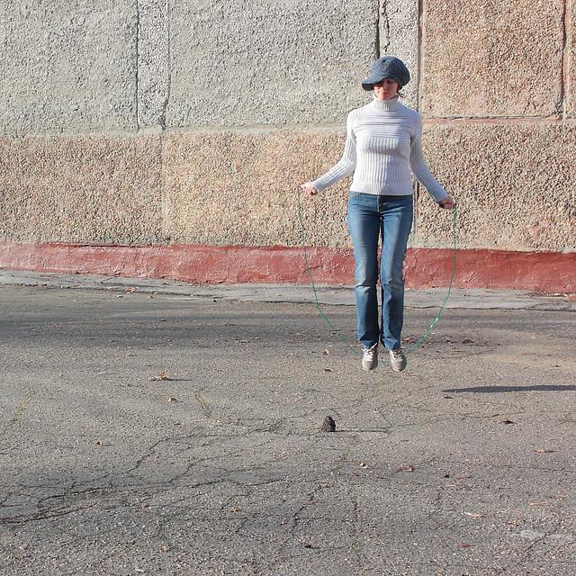 trying levitation