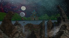 The Castle of Moonlight