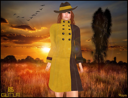 Trench Coat by Gizza by ♥Caprycia♥