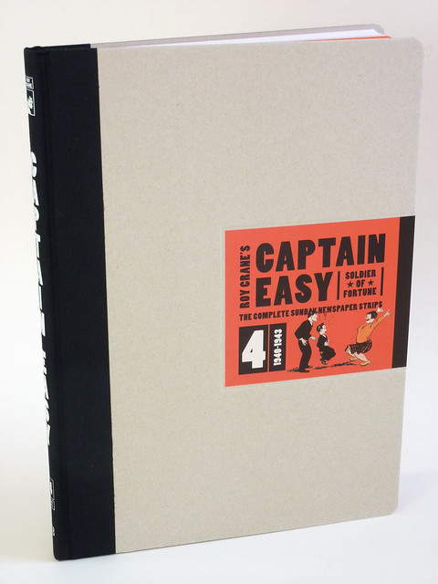 Captain Easy Vol. 4 cover photo