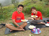 Trail Mount Rinjani