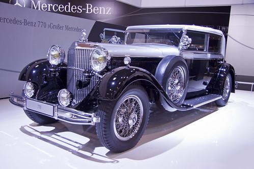 Mercedes-Benz 770 1931 (2853)