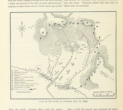 """British Library digitised image from page 822 of """"British Battles on Land and Sea. With numerous illustrations"""""""