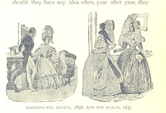 "British Library digitised image from page 144 of ""Fifty Years Ago ... (A picture of society in this country as it was when the Queen ascended the throne.) With ... plates and woodcuts"""