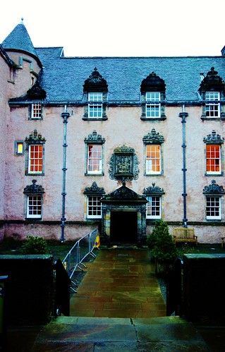 Argyll's Lodging, Castle Wynd, Stirling, Scotland