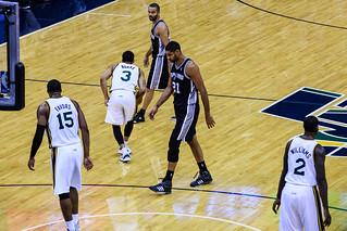 Jazz vs Spurs-3480
