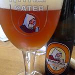 ベルギービール大好き! ウィットカップ・ペーター・スペシャル Witkap Pater Special