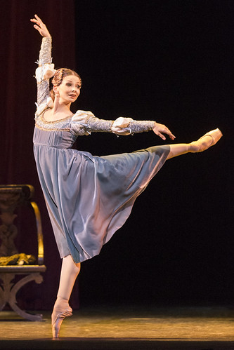 Evgenia Obraztsova in action.