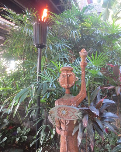 Farewell tikis and torches