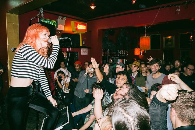Brixton Agenda After Party @ Alex's Bar
