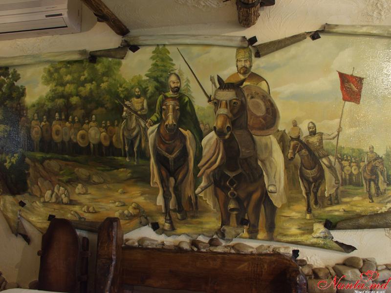 Popasul Dacilor - cadru deosebit, cald şi primitor! > Foto din galeria `Pestaurantul Popasul Dacilor`