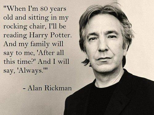 Alan Rickman Movie Quotes: #lovequote #Quotes #heart #relationship #Love Alan Rickman