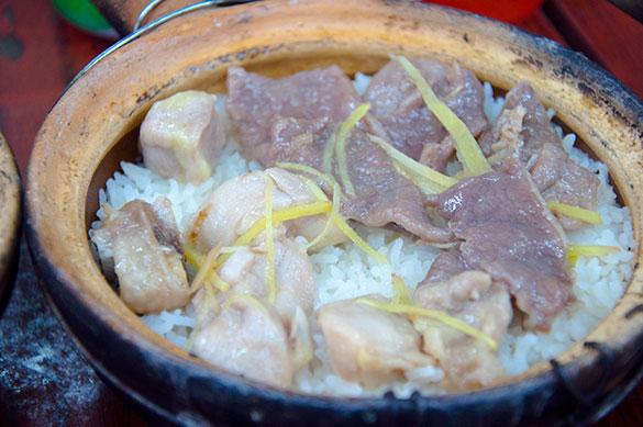 牛肉排骨飯