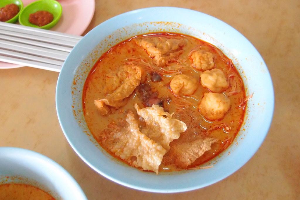 JB Food Trail part 2: RESTORAN SAM KONG (三江饭店)