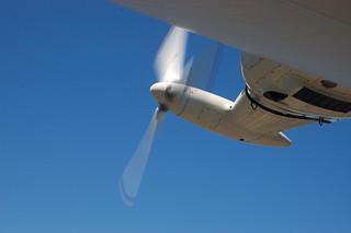 Zeppelin propeller