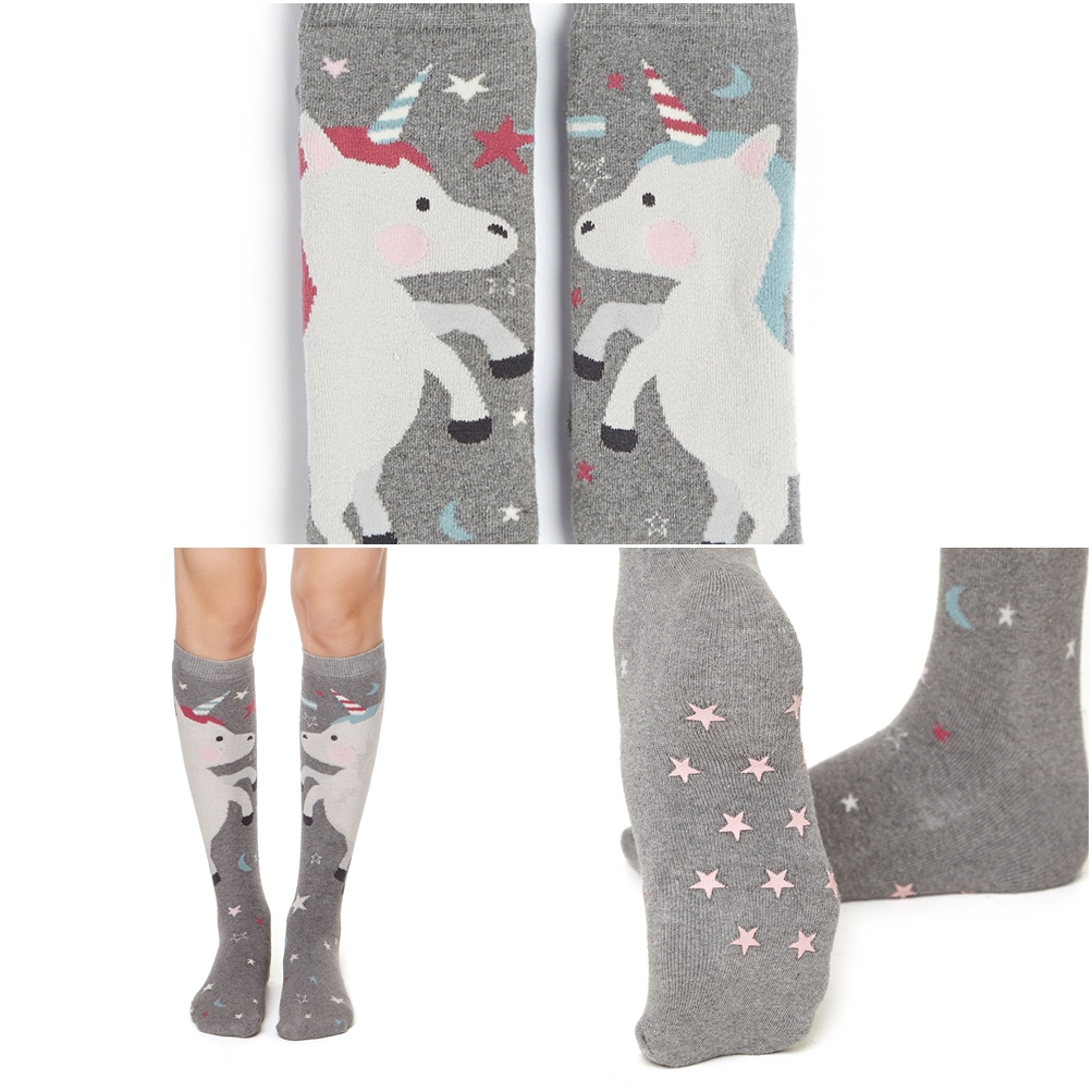 Oysho Unicorn Stockings
