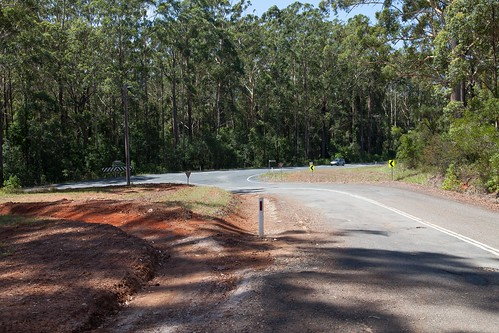 Burrawan Forest Former Alignment