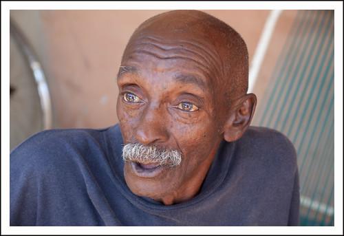 oude man by hans van egdom