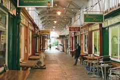 A quiet day at Bideford Pannier Market - 46330014