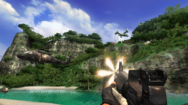 Far Cry Classic on PS3