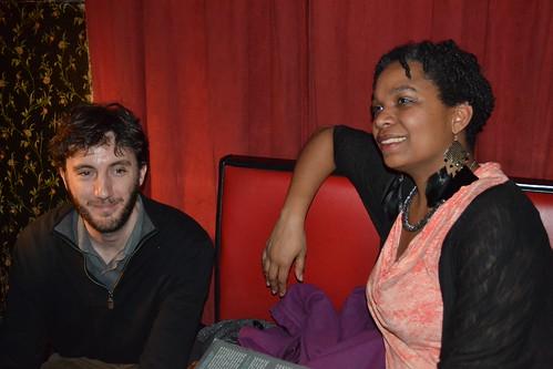 Felix Gilman & Kiini Ibura Salaam