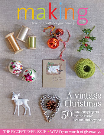 Making Magazine, December 2012