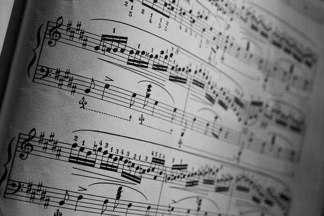 Musical Score © MaxiuB