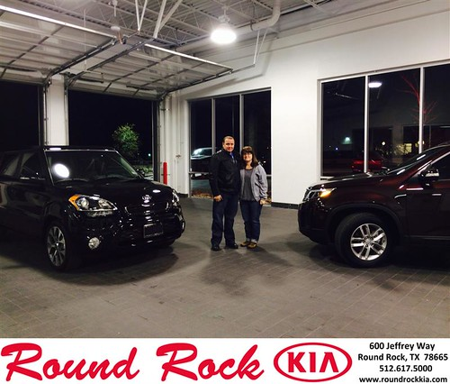 Thank you to Robin Heminger on your new 2014 #Kia #Sorento from Ruth Largaespada and everyone at Round Rock Kia! #NewCar by RoundRockKia