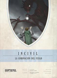 INCIVIL - La Coronación del Fuego