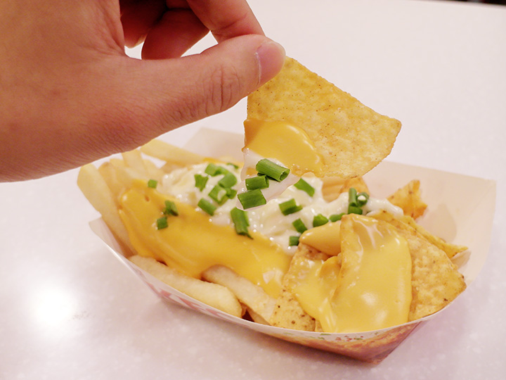 Cheese Nacho Chips & Fries 2
