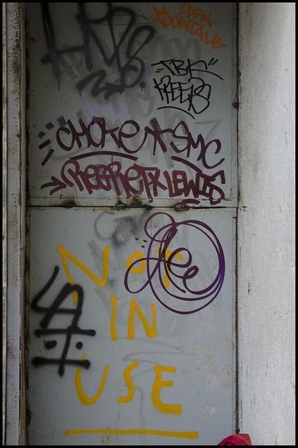 Choke / Regret SMC / Lewis / GEE / Dowta