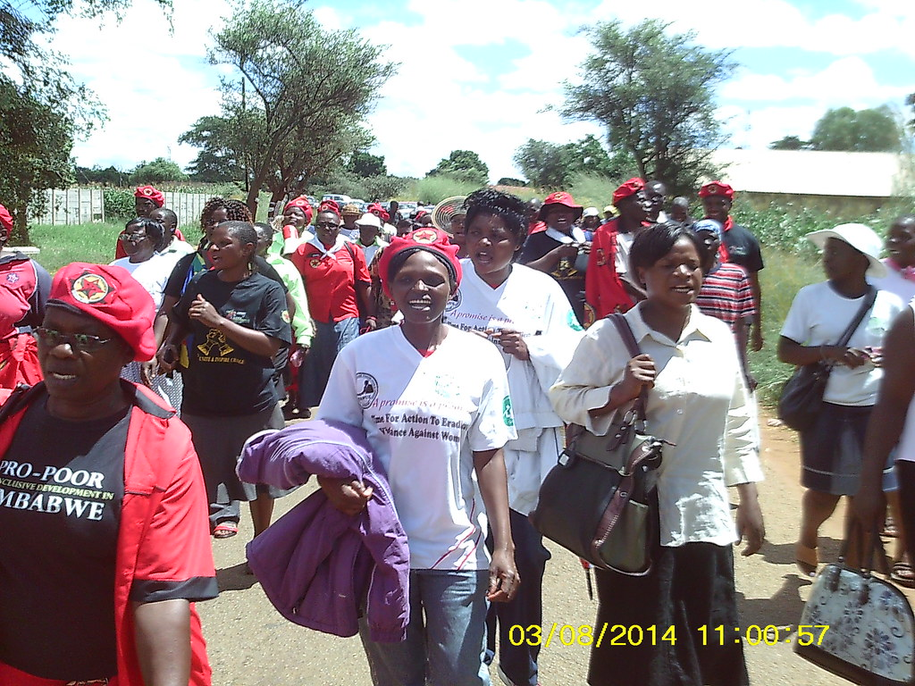 2014-3-8 ZDAWU - IWD Commemoration