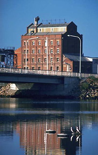 Зображення Hart's Mill. buildings bridges places commercial portadelaide portriver flourmills hartsmill jervoisbridge