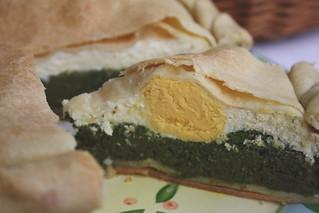 Torta Pasqualina Salata Bimby