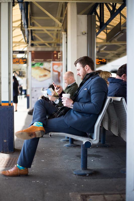 Street Style - Thomas, Woking Station