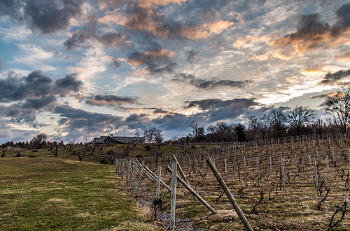 sunset oneaday clouds day cloudy winery photoaday pictureaday project365 boltonma nashobavalleywinery project36598
