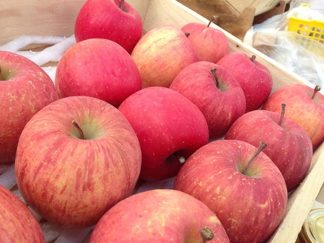 りんご:太陽のマルシェ