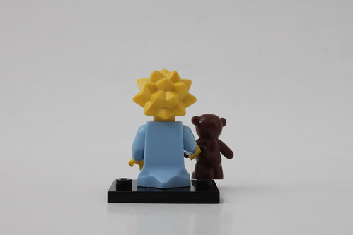 LEGO Minifigures The Simpsons Series (71005) - Maggie Simpson