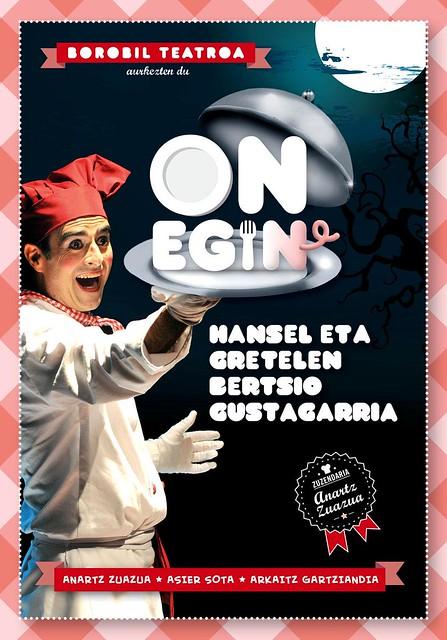 Borobil Teatroak: On Egin!