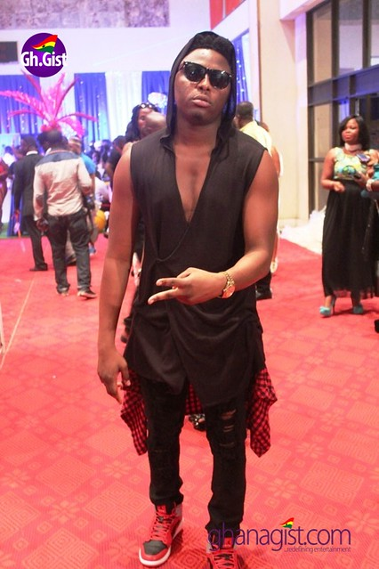 Killbeatz at Ghana Music Awards 2014