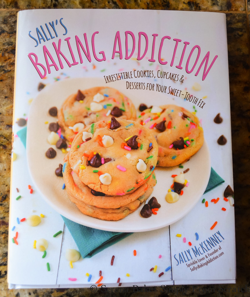 Giveaway of Sally's Baking Addiction Cookbook.