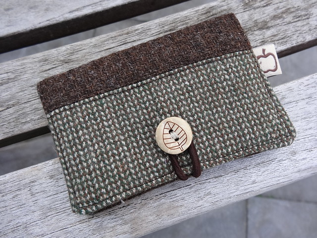 Wool Card Holder