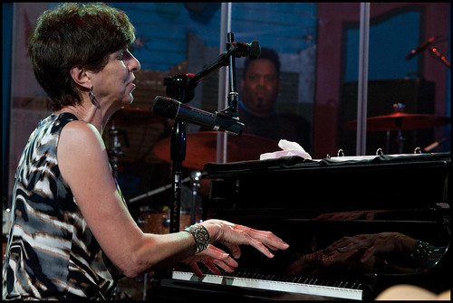 Marcia Ball at Piano Night 2014. Photo by Ryan Hodgson-Rigsbee www.rhrphoto.com