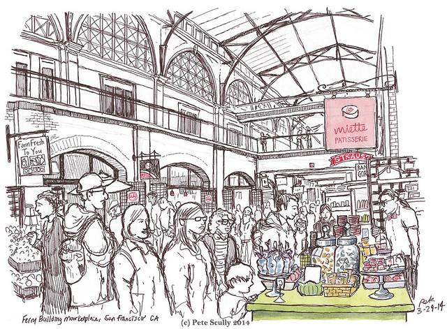 SF Ferry Building Market sm