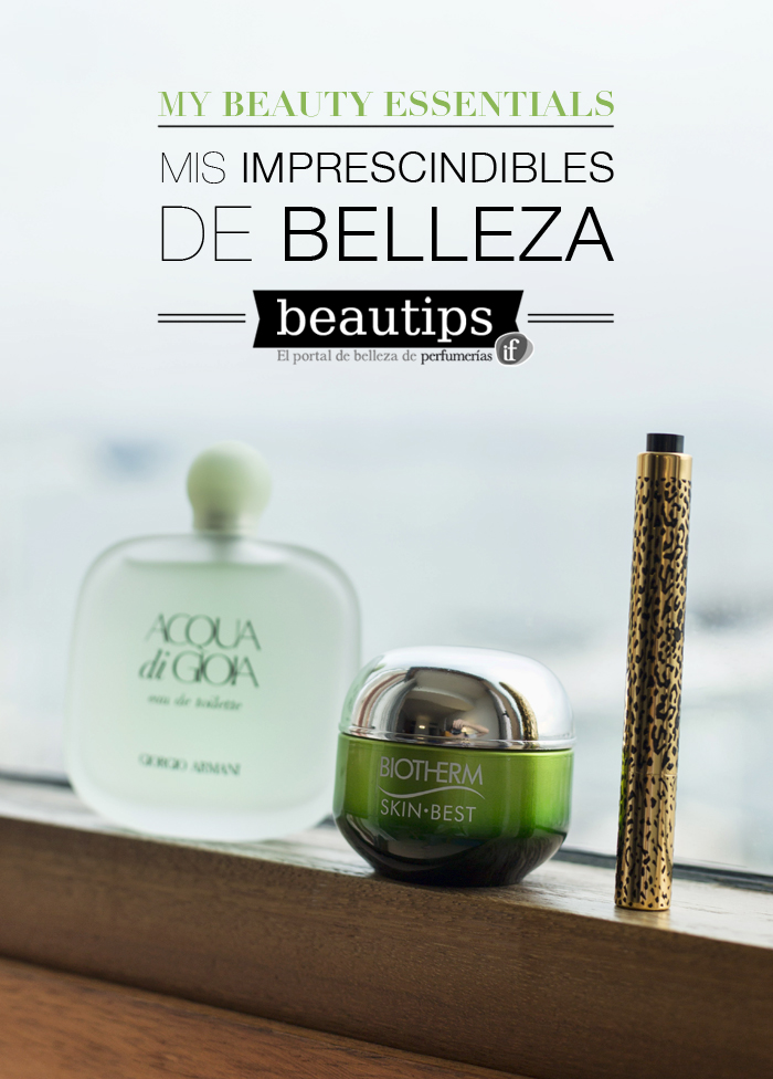 beautips barbara crespo giorgio armani biotherm beauty beautips.com my beauty essentials fashion blogger blog de moda