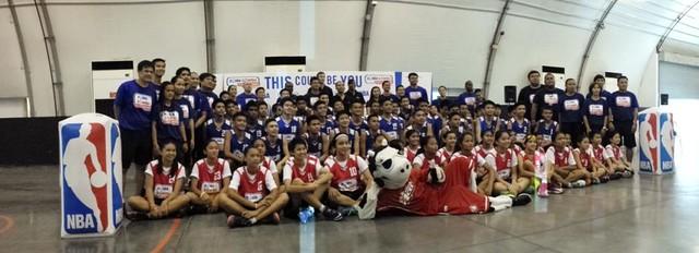 Alaska Junior NBA 2014 2