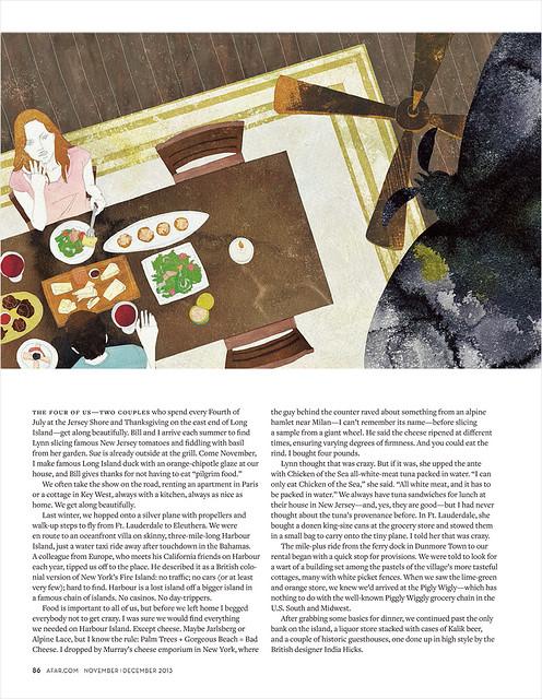 Magazine, AFAR/ 雑誌 AFAR Magazine/