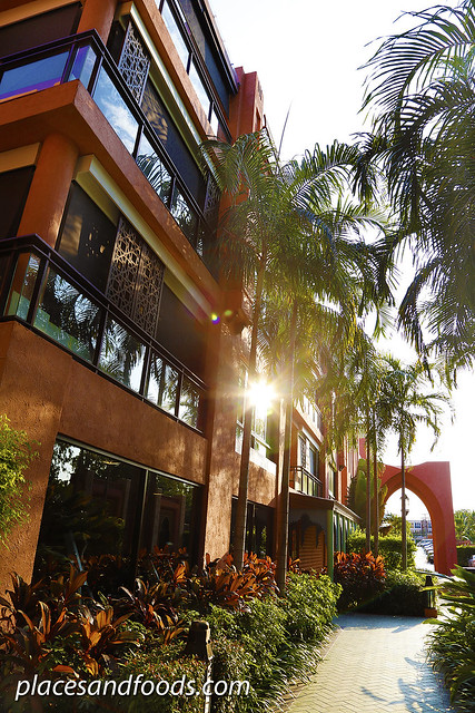 Marrakesh Hua Hin Resort and Spa buildings