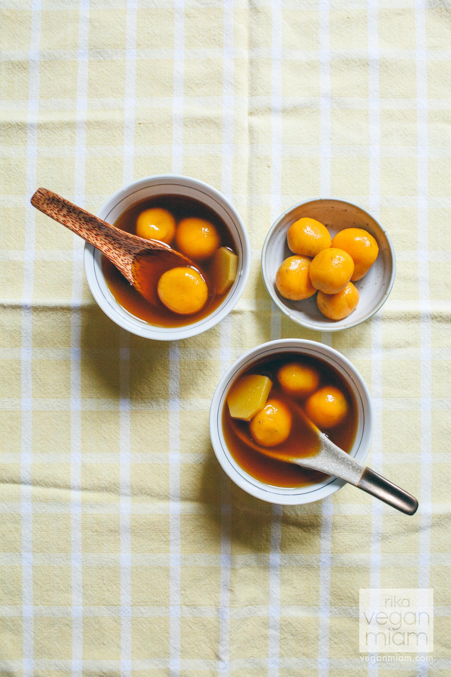 Vegan Tang Yuan
